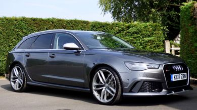New Used Audi Rs6 Avant Cars For Sale Auto Trader