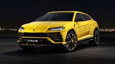 Lamborghini Unveils Urus U0027superu0027 SUV
