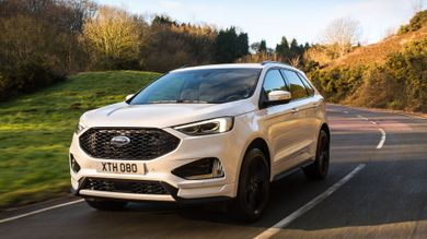 New Ford Edge Will Debut At Geneva Motor Show