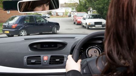 Driving theory test - Hazard perception