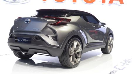 2015 Toyota CH-R Concept