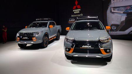 2017 Mitsubishi Geoseek Geneva