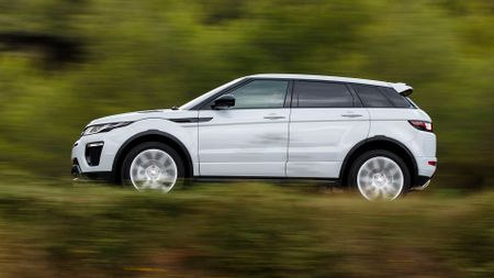 2016 Range Rover Evoque first drive review