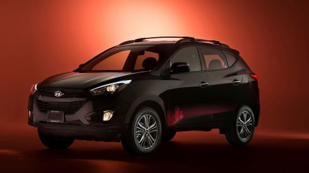 Hyundai Tucson - The Walking Dead edition