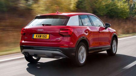 Audi Q2 SUV rear