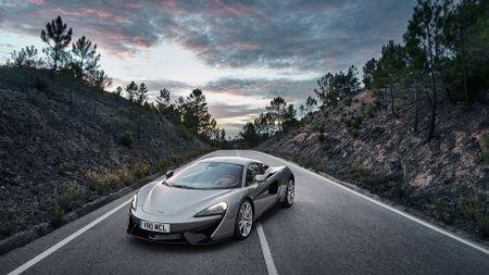 2015 McLaren 570S Coupe