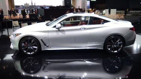 Infiniti Q60 Sports coupe