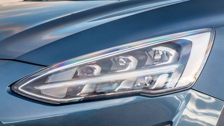 Ford Focus headlight
