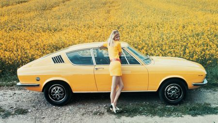 1971 Audi 100 Coupe S