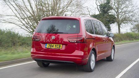 2015 Seat Alhambra SE 2.0 TDI 150