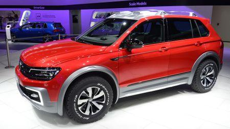 Volkswagen Tiguan GTE
