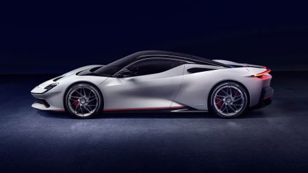 Coming soon: 2020 Pininfarina Battista | Auto Trader UK