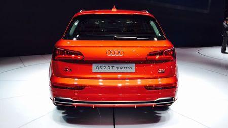 Audi Q5 Paris Motor Show 2016