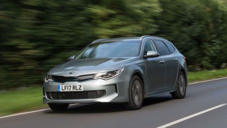 Kia Optima Sportwagon PHEV