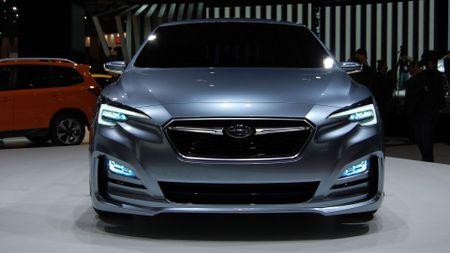 Subaru Impreza Concept Tokyo Motor Show 2015