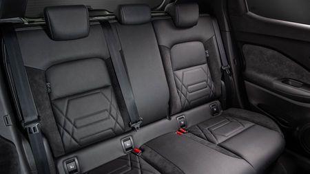 New Nissan Juke seats