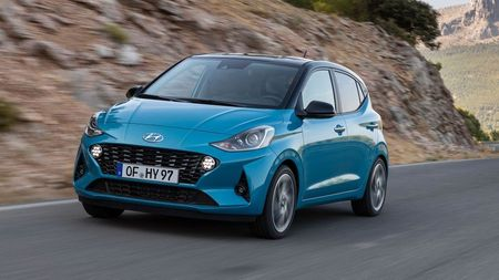 New Hyundai i10 2020