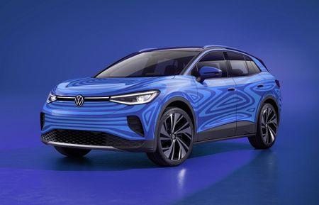 2020 Volkswagen ID.4