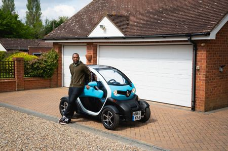 Win a Renault Twizy electric car