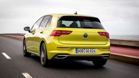 Volkswagen Golf rear