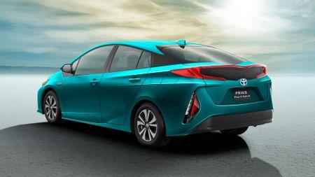 2016 Toyota Prius plug-in