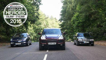 Used Car Heroes: £6000 - £10,000