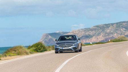2016 Mercedes E-Class Saloon