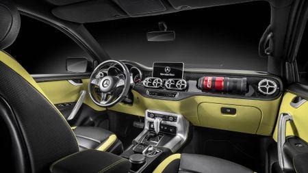 2017 Mercedes X-Class