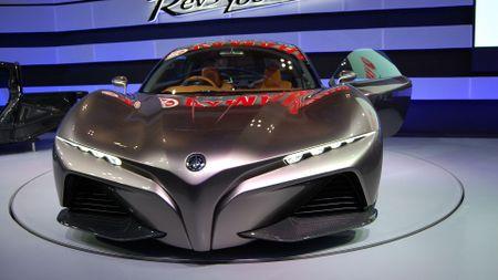 Yamaha Sports Ride Concept Tokyo Motor Show 2015