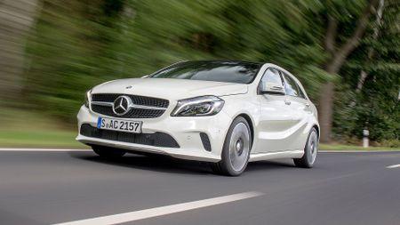 2016 Mercedes A-Class first drive review
