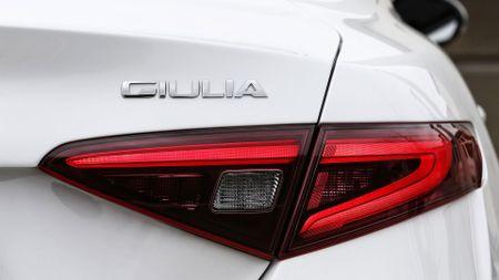 2016 Alfa Romeo Giulia 2.2 Super