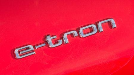 2014 Audi A3 Sportback e-tron badge