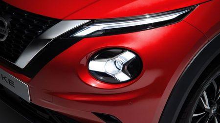 New Nissan Juke lights
