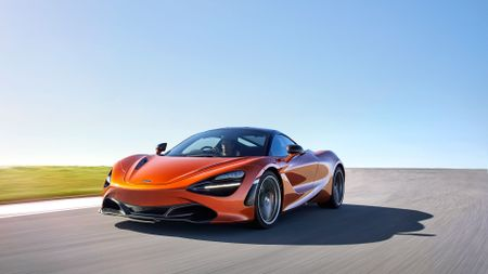Best fun cars - McLaren 720S