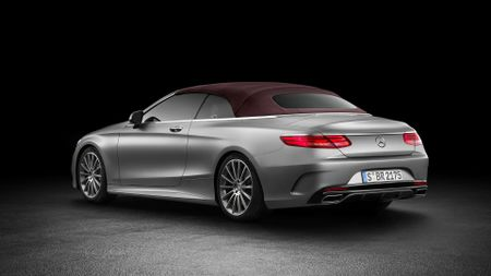 2016 Mercedes S-Class Cabriolet