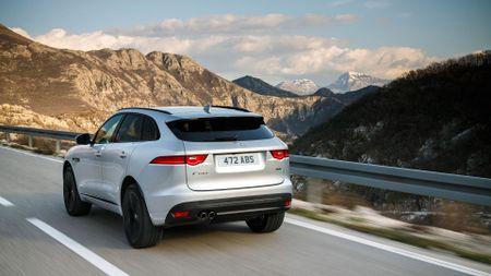 2016 Jaguar F-Pace 2.0D R Sport AWD