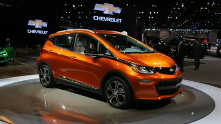 Chevrolet Bolt Chicago Auto Show