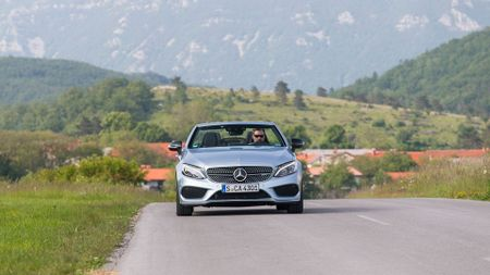 2016 Mercedes C 43 AMG Cabriolet