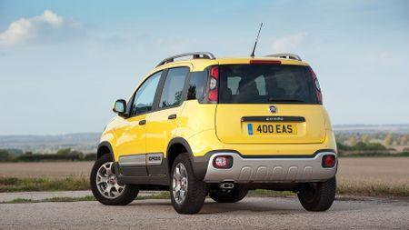 Fiat Panda 4x4 SUV rear