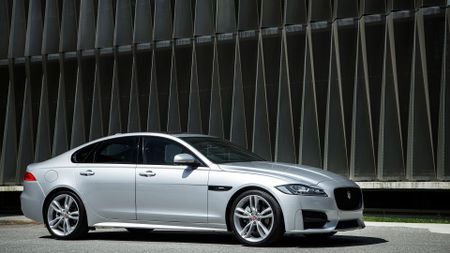 Best fun cars - Jaguar XF