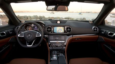 2016 Mercedes SL
