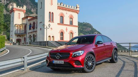 2016 Mercedes GLC 350d Coupe