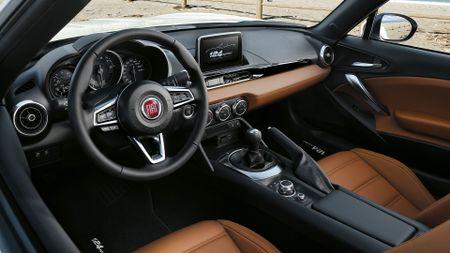 2016 Fiat 124 Spider
