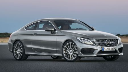 2015 Mercedes-Benz C-class Coupe