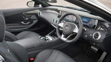 2016 Mercedes S63 Cabriolet