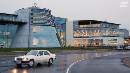 Used Car Hero 2015: Mercedes Benz 190E