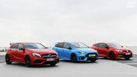 Auto Trader Hot Hatch Megatest