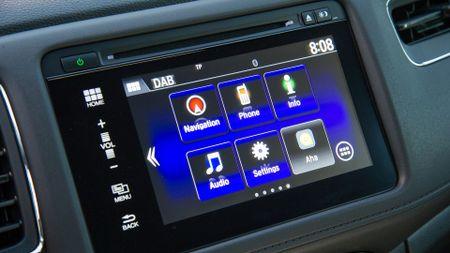 2015 Honda HR-V 1.6 i-DTEC