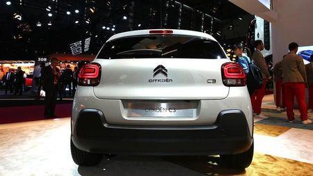 Citroen C3 Paris Motor Show 2016