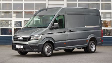 Truck maker MAN enters the van market with new TGe | Auto Trader UK